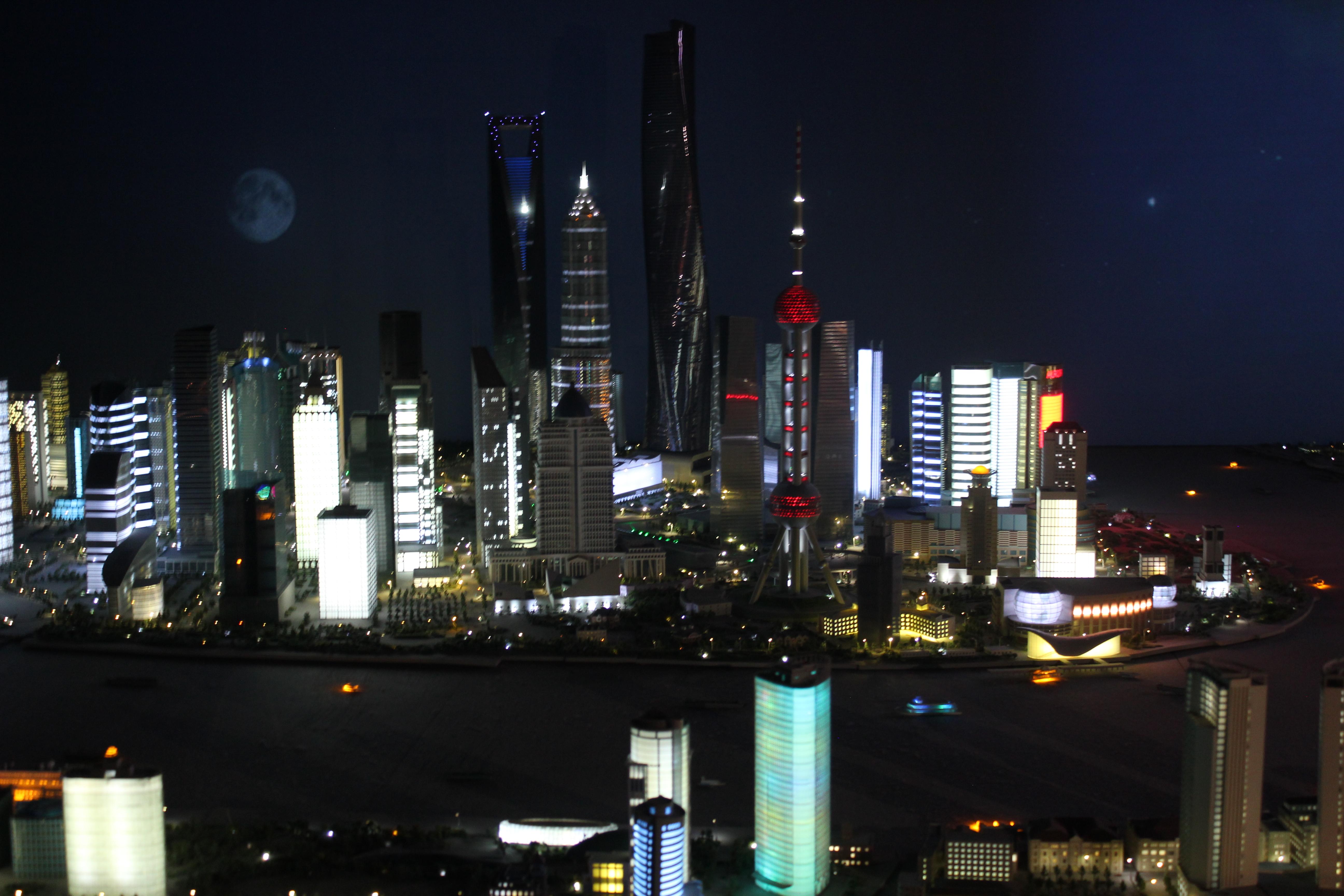 """Shanghai ved """"The Bond"""""""