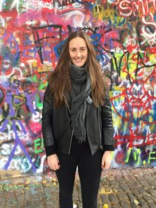 John Lennon Wall i Praha